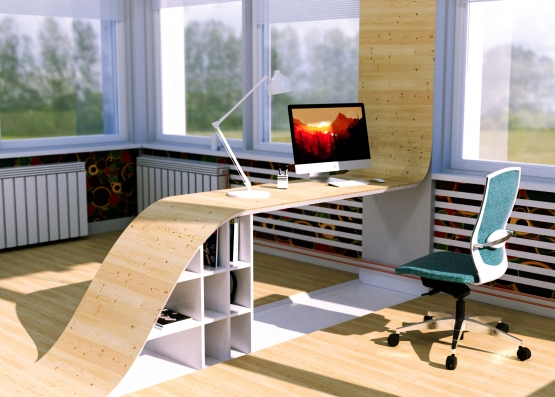WE DESIGN YOUR OFFICE