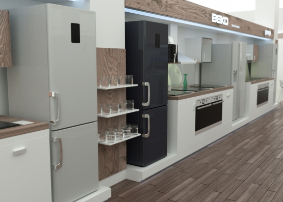 WE DESIGN YOUR KITCHEN