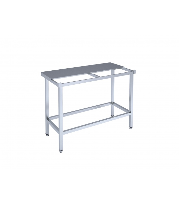 Framed preparation table