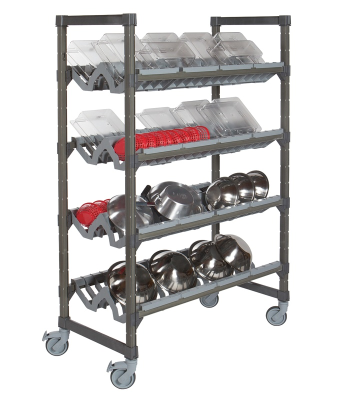 Cambro Elements Series Angled Drying Rack