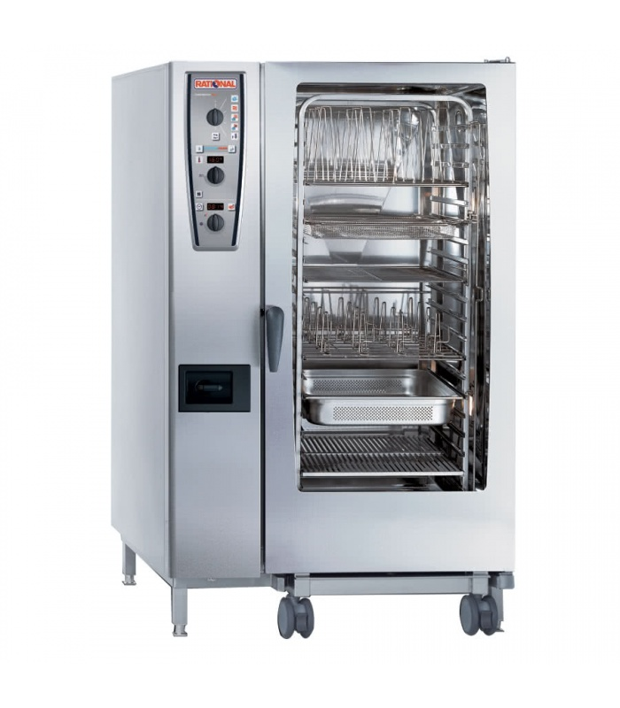 Rational Combimaster plus 202 gas