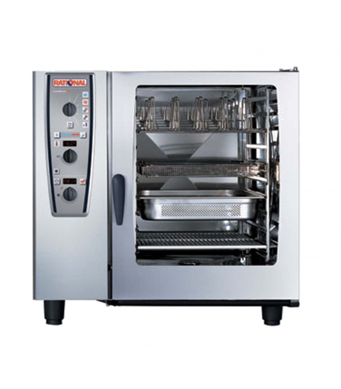 Rational Combimaster plus 102 gas