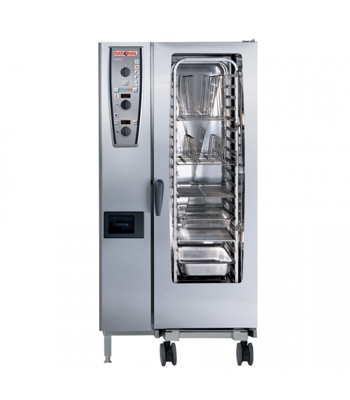 Rational Combimaster plus 201