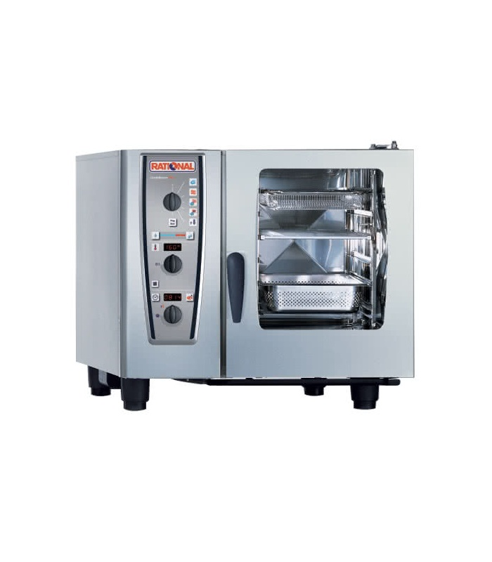 Rational Combimaster plus 61 gas