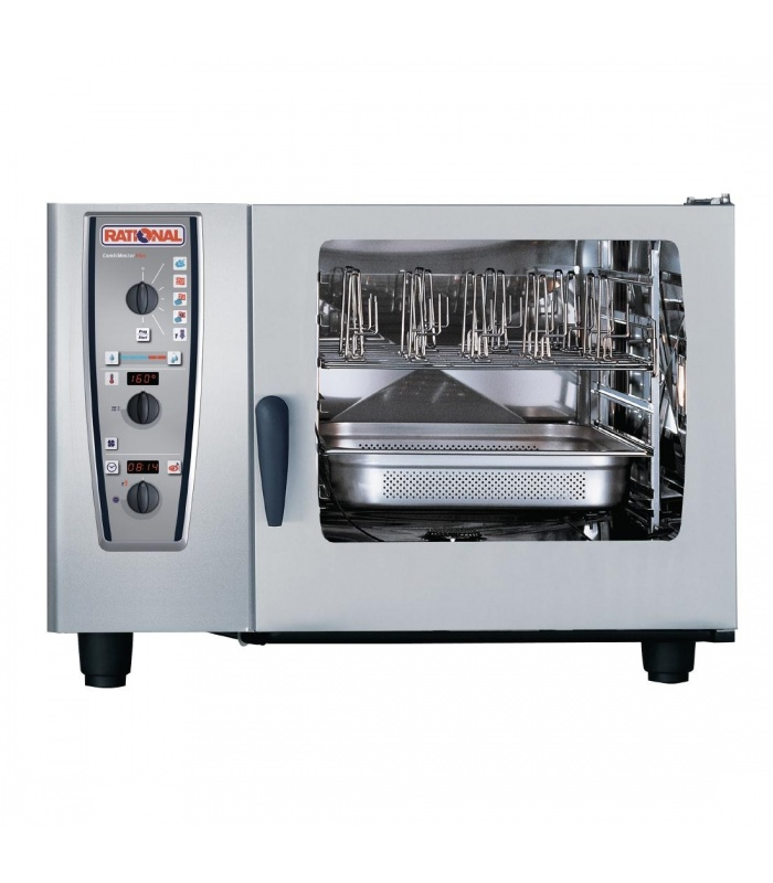 Rational Combimaster plus 62 gas